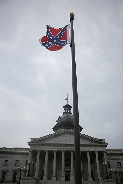 Methodist「Nikki Haley And Lindsey Graham Hold Press Conf. On Confederate Flag At SC State Capital」:写真・画像(8)[壁紙.com]