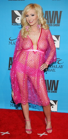 女優「The AVN Awards At Mandalay Bay - Arrivals」:写真・画像(1)[壁紙.com]