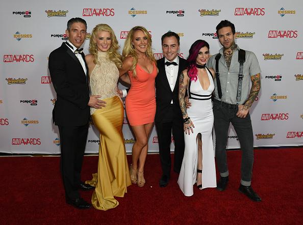 AVN賞「Adult Video News Awards - Arrivals」:写真・画像(12)[壁紙.com]