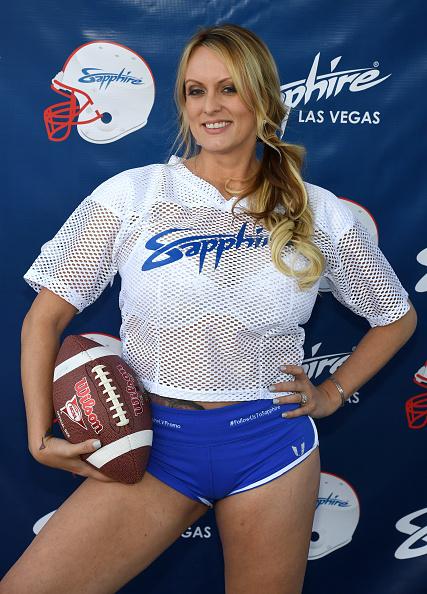 Super Bowl LII「Stormy Daniels Hosts Super Bowl Party At Sapphire Las Vegas Gentlemen's Club」:写真・画像(10)[壁紙.com]