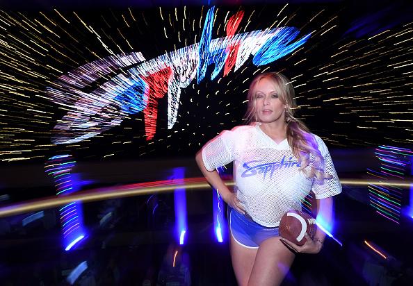 Celebration Event「Stormy Daniels Hosts Super Bowl Party At Sapphire Las Vegas Gentlemen's Club」:写真・画像(12)[壁紙.com]