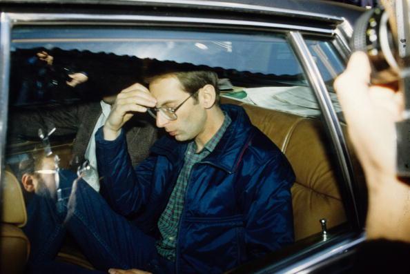 Vigilante「Bernard Goetz Leaves District Attorney's Office」:写真・画像(14)[壁紙.com]