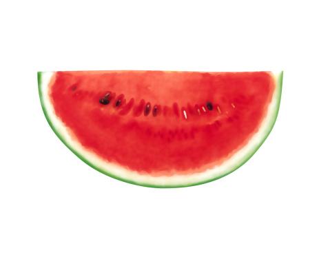 スイカ「Wage of watermelon」:スマホ壁紙(3)