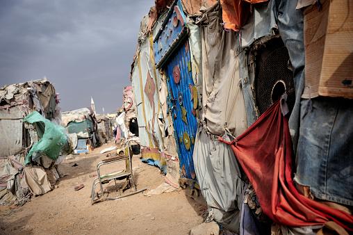 Refugee「IDP camp in Bosaso, Puntland」:スマホ壁紙(15)