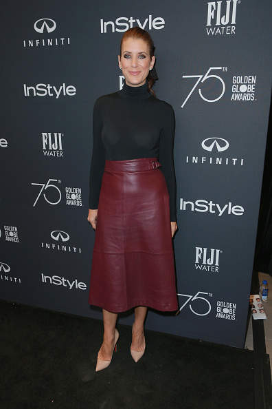 お祝い「Hollywood Foreign Press Association And InStyle Celebrate The 75th Anniversary Of The Golden Globe Awards - Arrivals」:写真・画像(12)[壁紙.com]