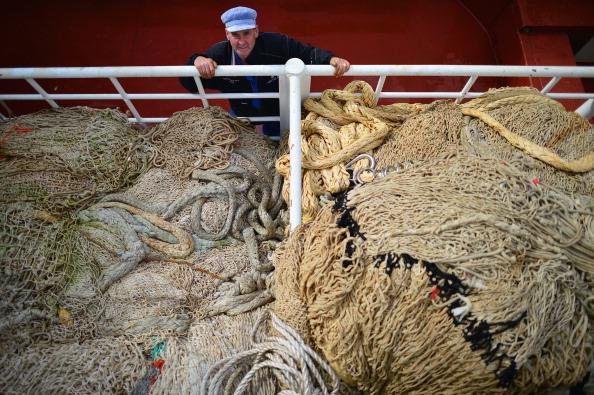 Fisherman「A Glimpse Inside A Fishing Trawler During Scotland's Doors Open day」:写真・画像(7)[壁紙.com]