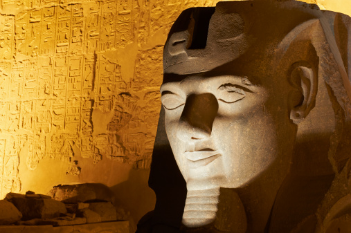 Ancient Civilization「Egypt, Nile Valley, Luxor, The Temple of Luxor」:スマホ壁紙(10)