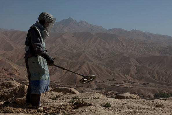 Archaeology「Experts Clear Mines From Afghan Archaeological Sites」:写真・画像(19)[壁紙.com]