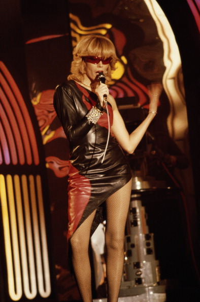 Leather Boot「Amanda Lear Live」:写真・画像(1)[壁紙.com]