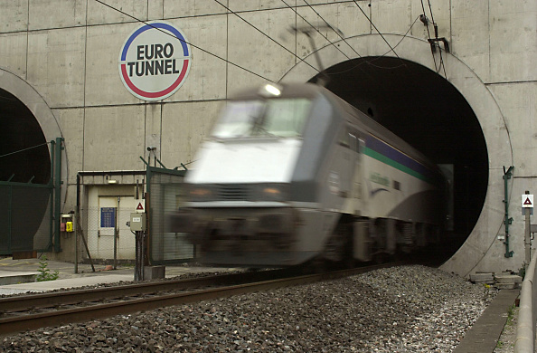 Sangatte「Improved Security At The Euro Tunnel Complex」:写真・画像(6)[壁紙.com]