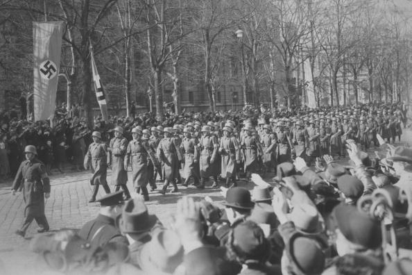 Austria「Nazis Enter Vienna」:写真・画像(6)[壁紙.com]