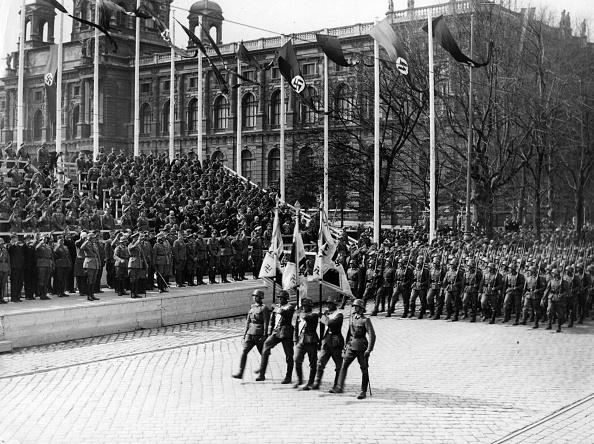 Vienna - Austria「Nazis In Vienna」:写真・画像(13)[壁紙.com]