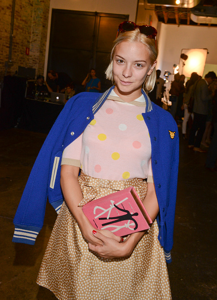 Annabelle Dexter Jones「Dannijo - Presentation - Mercedes-Benz Fashion Week Spring 2014」:写真・画像(6)[壁紙.com]