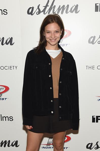 "Annabelle Dexter Jones「The Cinema Society And Northwest Host A screening Of IFC Films' ""Asthma"" -Arrivals」:写真・画像(6)[壁紙.com]"