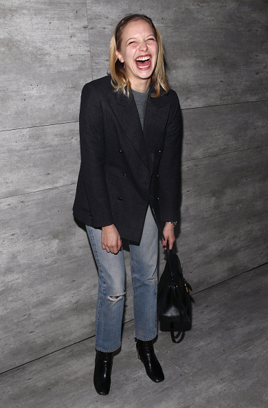 Annabelle Dexter Jones「Charlotte Ronson - Front Row - Mercedes-Benz Fashion Week Fall 2015」:写真・画像(9)[壁紙.com]