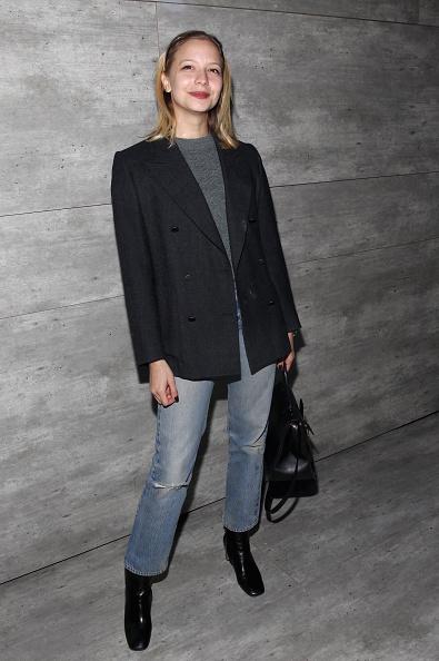 Annabelle Dexter Jones「Charlotte Ronson - Front Row - Mercedes-Benz Fashion Week Fall 2015」:写真・画像(10)[壁紙.com]