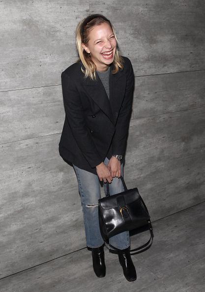 Annabelle Dexter Jones「Charlotte Ronson - Front Row - Mercedes-Benz Fashion Week Fall 2015」:写真・画像(8)[壁紙.com]