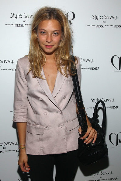 Annabelle Dexter Jones「Charlotte Ronson � After Party - Spring 2010 MBFW」:写真・画像(12)[壁紙.com]