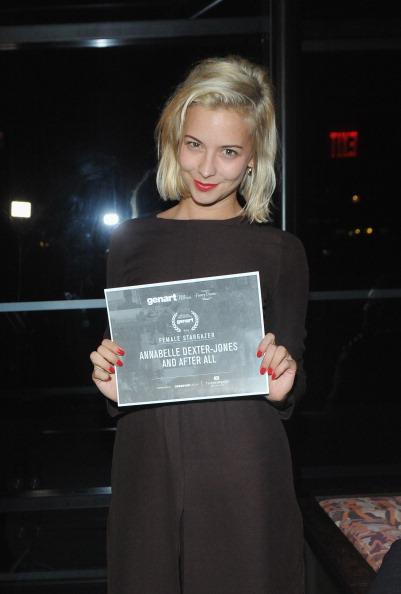 Annabelle Dexter Jones「18th Annual Genart Film Festival Closing Night - She Loves Me Not, Swim Little Fish Swim, Young(ish), Zero Hour, The Motel Life, & Art Machine」:写真・画像(13)[壁紙.com]