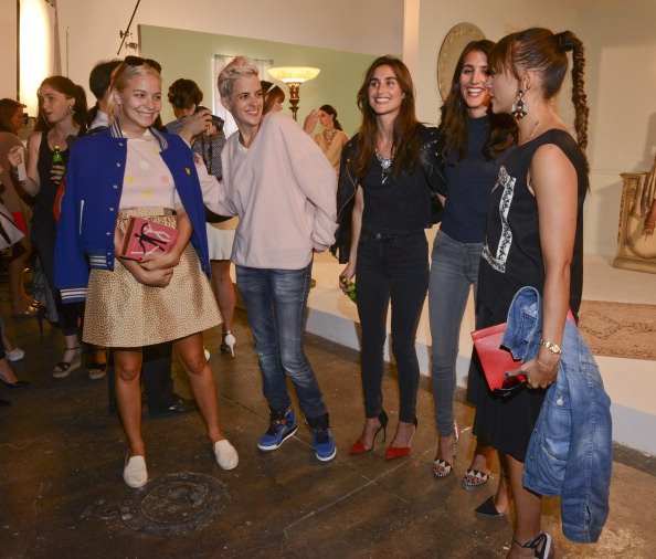 Annabelle Dexter Jones「Dannijo - Presentation - Mercedes-Benz Fashion Week Spring 2014」:写真・画像(15)[壁紙.com]