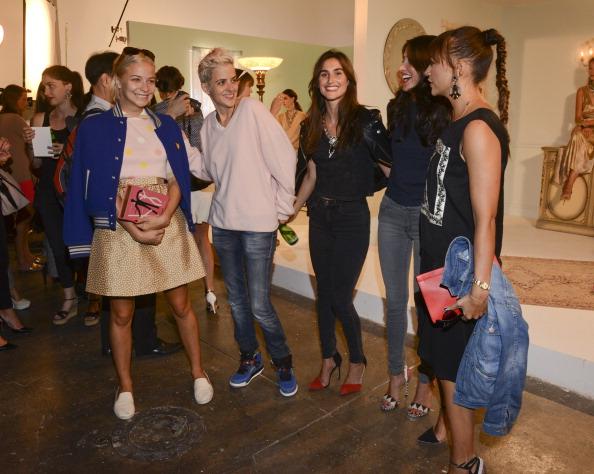 Annabelle Dexter Jones「Dannijo - Presentation - Mercedes-Benz Fashion Week Spring 2014」:写真・画像(19)[壁紙.com]