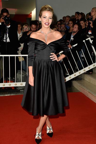 ベネチア国際映画祭「Emma (Il Colore Nascosto Delle Cose) Premiere - 74th Venice Film Festival」:写真・画像(4)[壁紙.com]