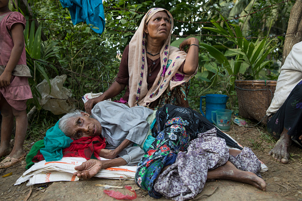 ������「Rohingya Refugees Flood Into Bangladesh」:写真・画像(18)[壁紙.com]