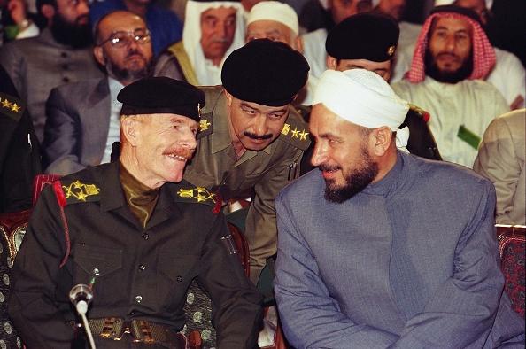 Saddam Hussein「Al-Douri Audio Tapes Calls For Resistance」:写真・画像(4)[壁紙.com]