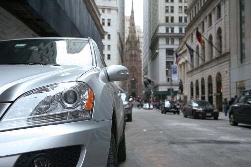 Bumper「Wall Street, Low Angle View」:スマホ壁紙(12)