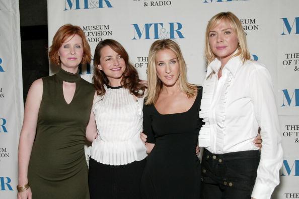 Sarah Jessica Parker「Cynthia Nixon, Kristin Davis, Sarah Jessica Parker and Kim Cattrall」:写真・画像(5)[壁紙.com]