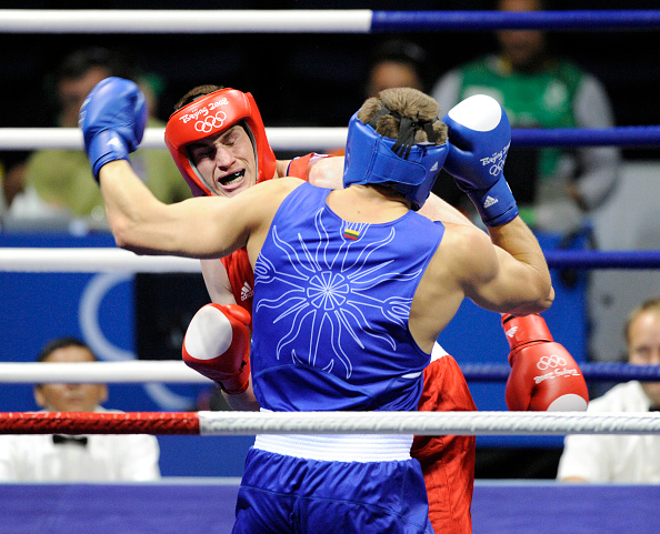 Boxer David Price「Summer Olympic Games in  Beijing China 2008」:写真・画像(1)[壁紙.com]