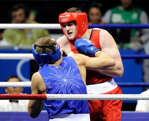 Boxer David Price「Summer Olympic Games in  Beijing China 2008」:写真・画像(0)[壁紙.com]