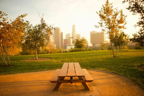 Picnic Table「Urban Park」:スマホ壁紙(1)