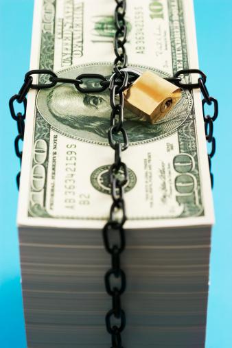 Economic fortune「Secured Money」:スマホ壁紙(12)