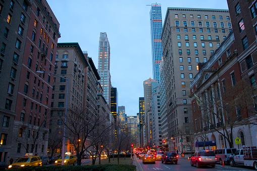 Park Avenue「Park Avenue, Upper East Side, NYC」:スマホ壁紙(17)