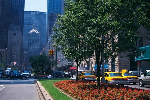 Park Avenue「Park Avenue , New York City , USA」:スマホ壁紙(8)