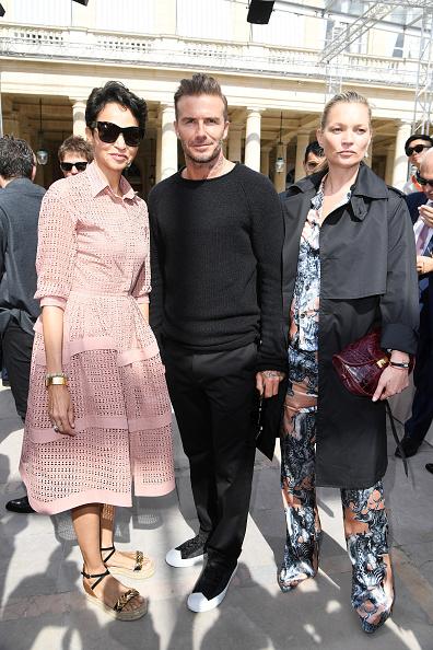 パリ・メンズ・ファッションウィーク「Louis Vuitton : Front Row  - Paris Fashion Week - Menswear Spring/Summer 2017」:写真・画像(12)[壁紙.com]