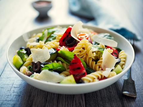 Arugula「Healthy pasta salad」:スマホ壁紙(14)