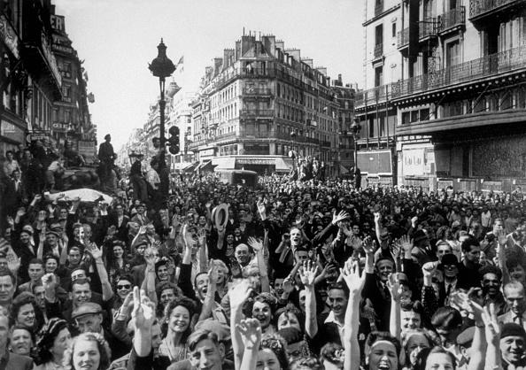Paris - France「Liberation Of Paris」:写真・画像(17)[壁紙.com]
