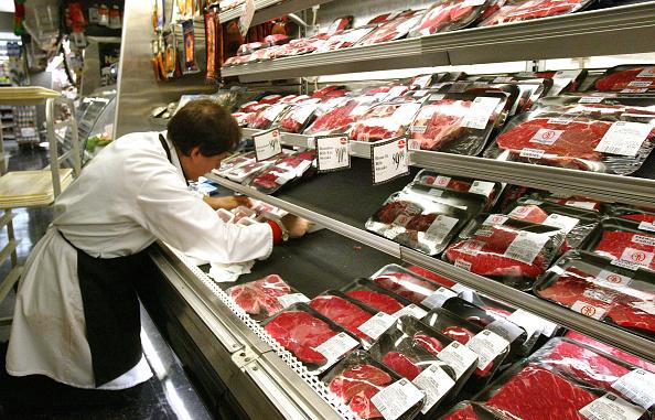 肉「Meat Products Stocked In New York City」:写真・画像(8)[壁紙.com]