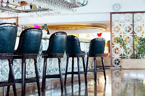 Stool「Cocktail Bar Stools in Luxury five stars hotel」:スマホ壁紙(17)