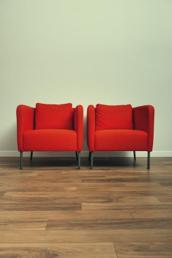 Chair「Red chairs」:スマホ壁紙(5)