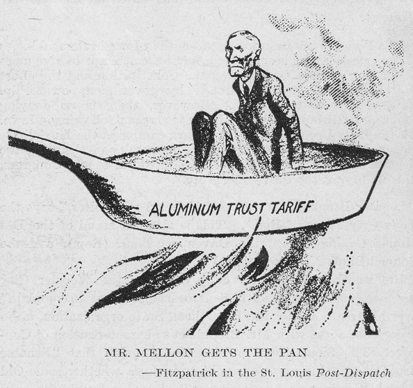 Cartoon「Mr Mellon Gets The Pan」:写真・画像(19)[壁紙.com]