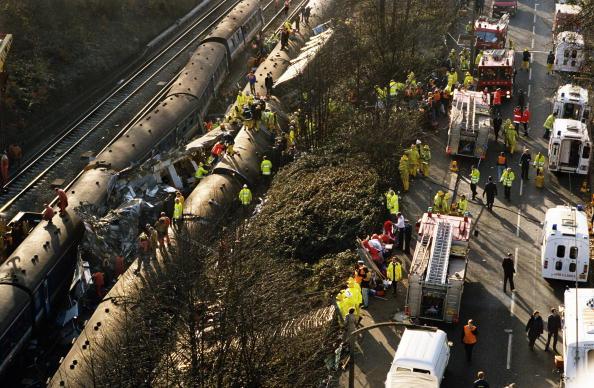 Train Crash「Clapham Crash」:写真・画像(3)[壁紙.com]