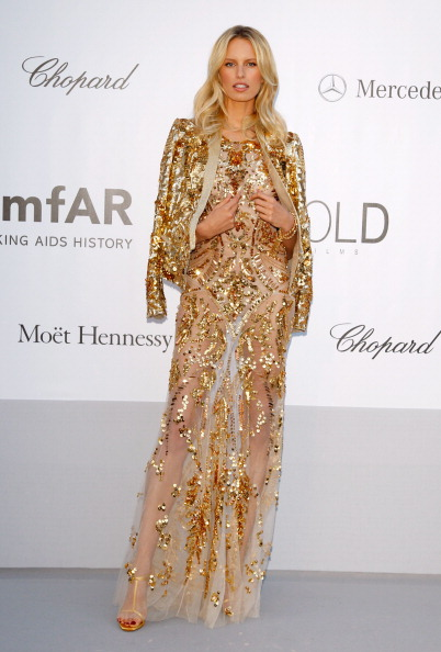 Sequin Jacket「2012 amfAR's Cinema Against AIDS - Arrivals」:写真・画像(11)[壁紙.com]