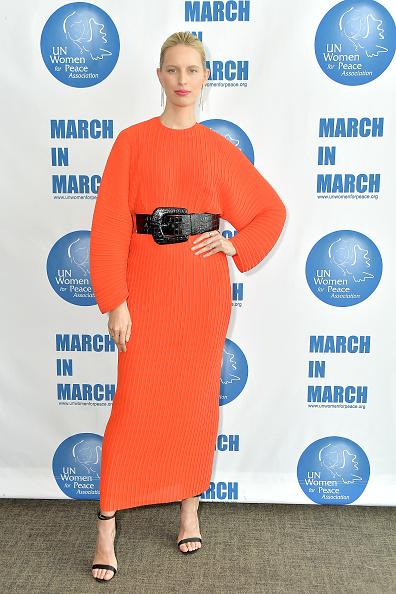 Karolina Kurkova「UN Women For Peace Association 2019 International Women's Day Celebration」:写真・画像(15)[壁紙.com]
