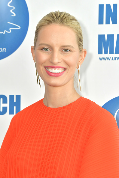 Karolina Kurkova「UN Women For Peace Association 2019 International Women's Day Celebration」:写真・画像(7)[壁紙.com]