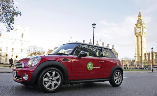 Zipper「Zip Car Club Launches In London」:写真・画像(2)[壁紙.com]