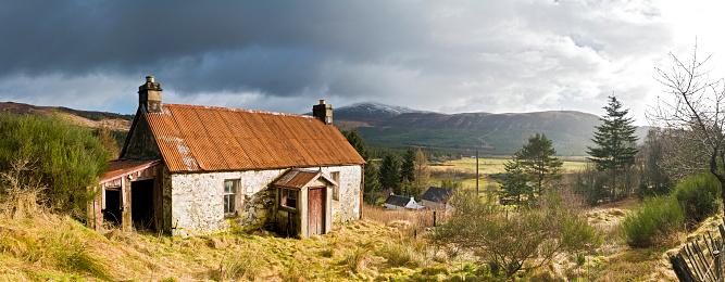 Croft「Highland croft Scotland」:スマホ壁紙(5)