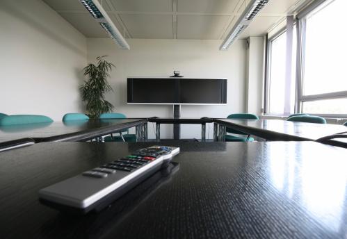 Intercom「Video Conference Room」:スマホ壁紙(5)